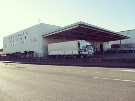 大井川倉庫